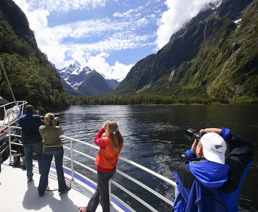 Luxury Coach Touring in New Zealand