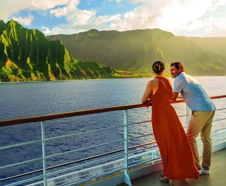 Your cruise includes: