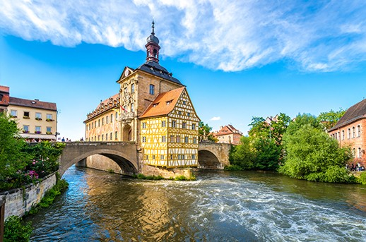 Wine Region River Cruising in Germany and France