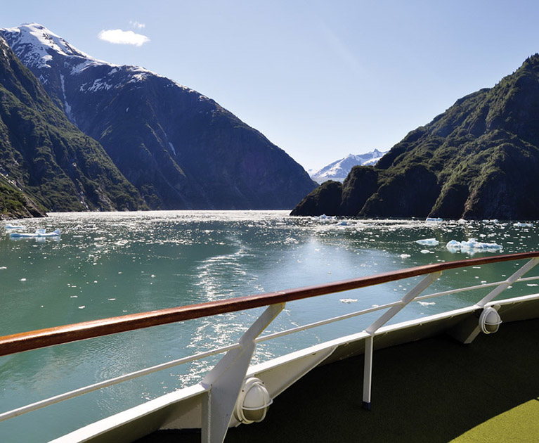 Your cruise package includes: