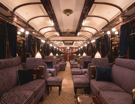 Five of the World's Most Luxurious Train Journeys
