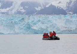 Luxury Cruising in Alaska