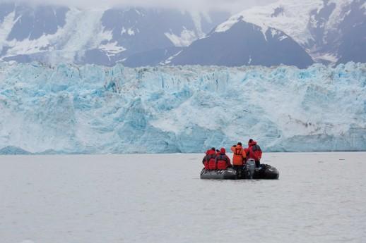 Luxury Cruising in Alaska