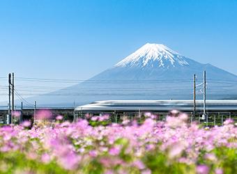Mt. Fuji Yoshiwara Shizuoka Japan