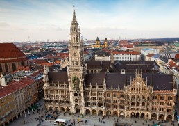 24 hours in Munich