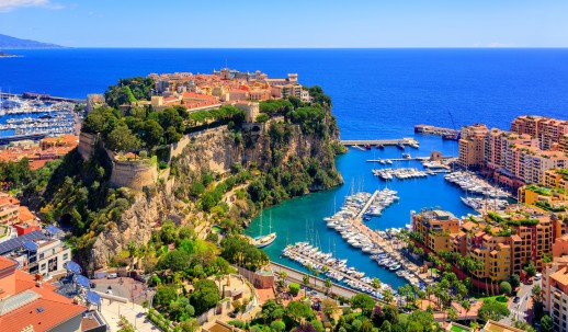 The gems of the Mediterranean