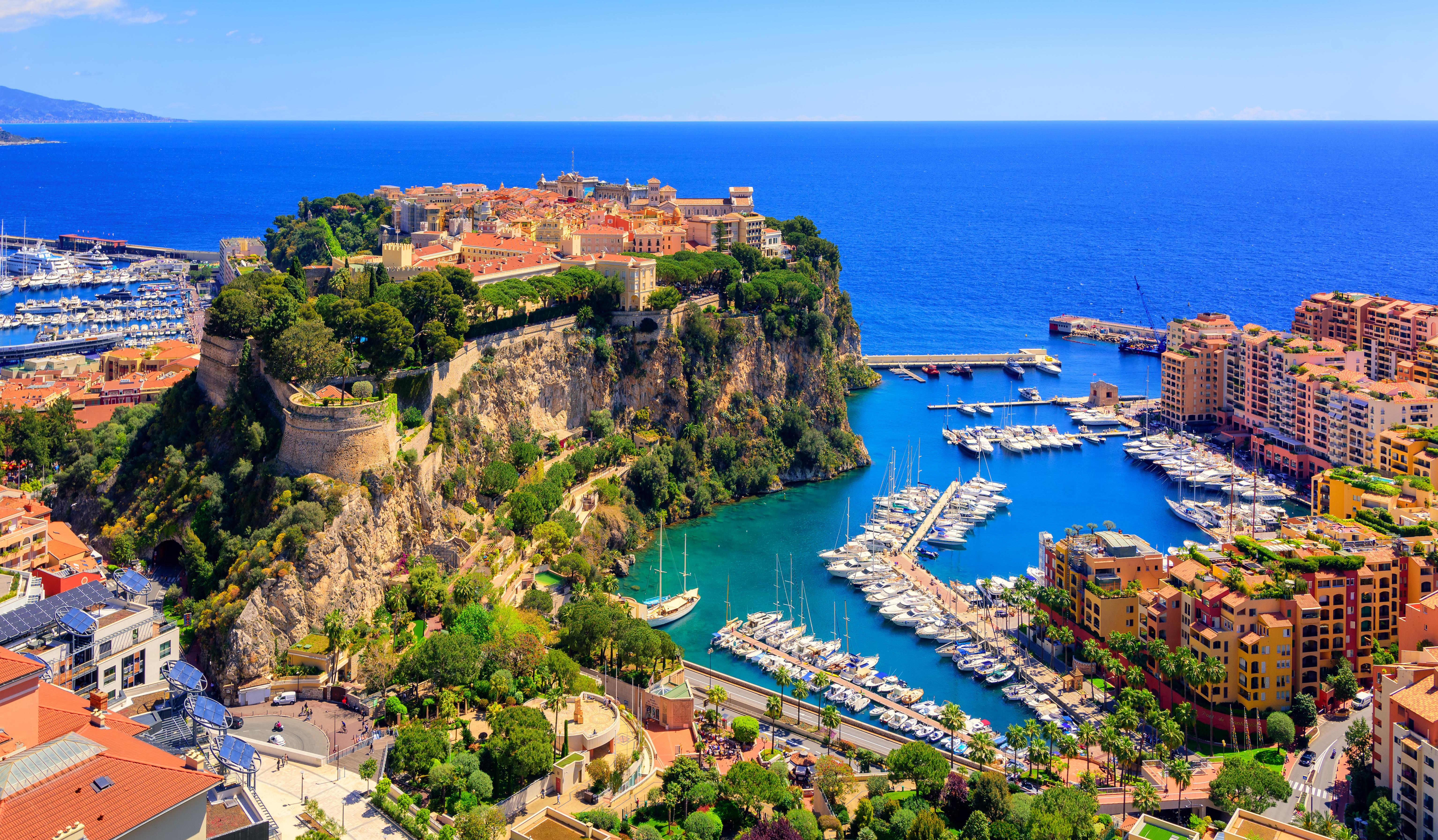 The gems of the Mediterranean