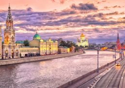 A Journey Along Russia's Great Waterways