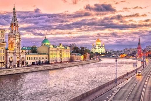A Journey Along Russia's Great Waterways