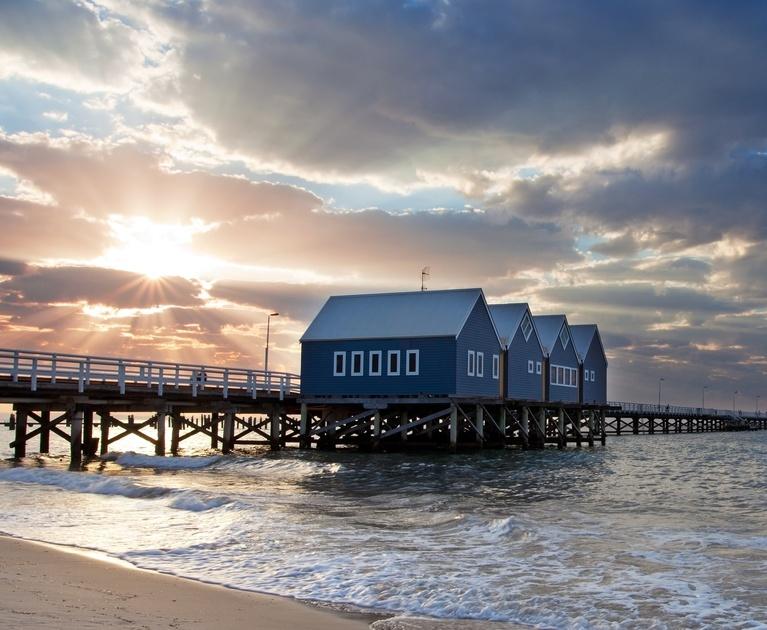 Cruises departing Perth: