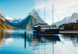 Experience an authentic New Zealand holiday