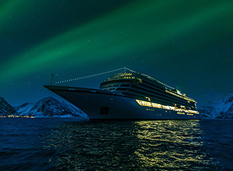 Viking cruise in Oksfjord, Norway | TravelManagers