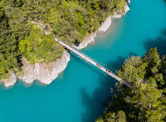 Hokitika Gorge, New Zealand | TravelManagers