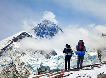 Moutn Everest Base Camp | TravelManagers
