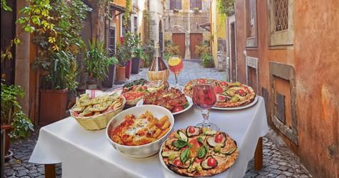 Italian Food   TravelManagers