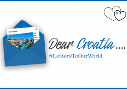 Dear Croatia... #LettersToOurWorld