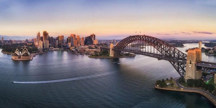 Sydney Harbour, Sydney, NSW, Australia