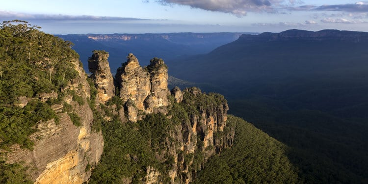Places to Visit in NSW: The Three Sisters, Blue Mountains, NSW, Australia