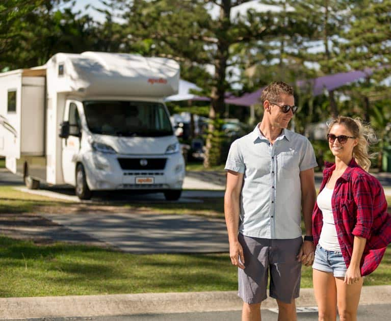 Motorhome hire inclusions: