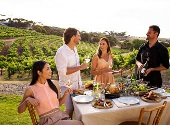 South Australia Wildlife and Wine