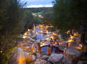 Peninsula Hot Springs, Mornington, Victoria, Australia | TravelManagers Australia