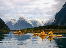 2022 - New Zealand and Australia via Gisborne and Fjordland