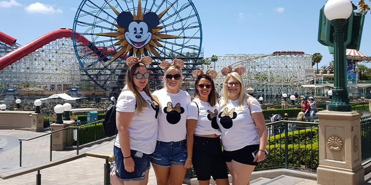 New travel products: Samantha Harman Disney Schoolies