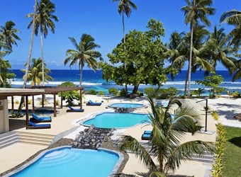 Return To Paradise Resort & Spa, Samoa | TravelManagers Australia