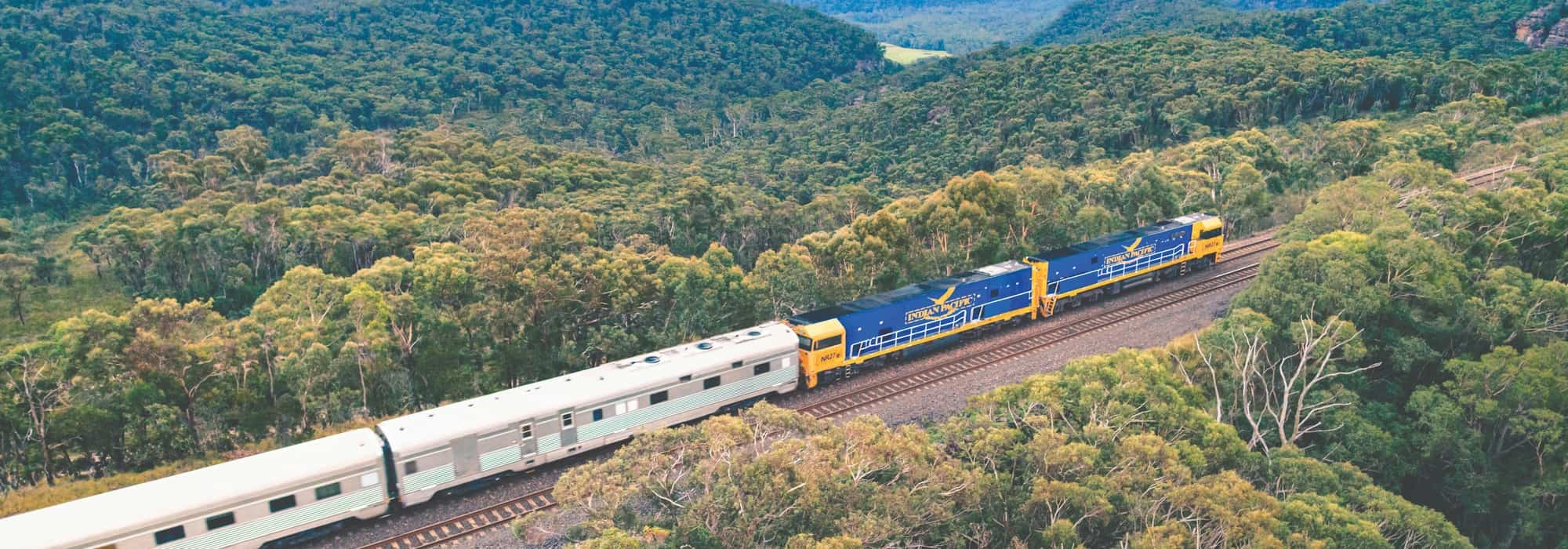Indian Pacific | TravelManagers