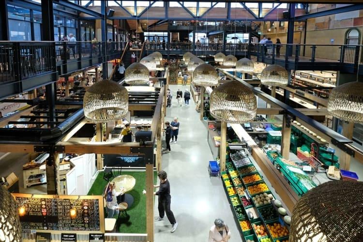 3. Riverside Market – Christchurch