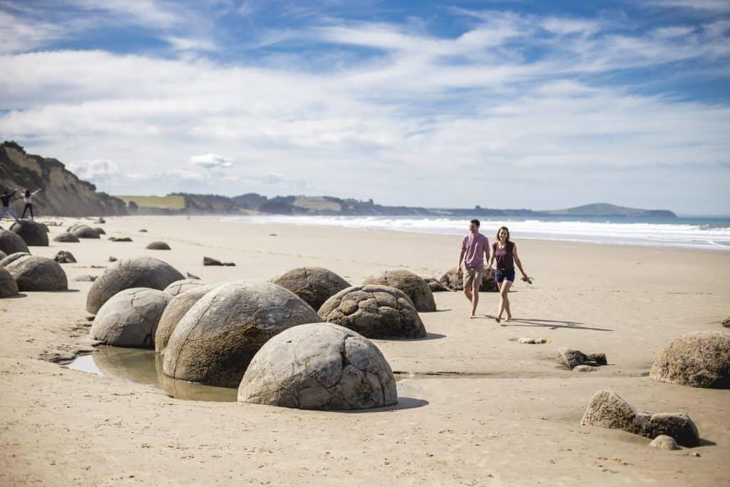 Moeraki Boulders – Otago