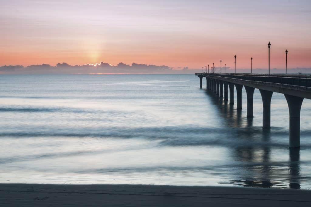 New Brighton Pier - Christchurch