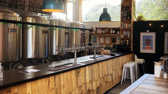 Search Light Brewery – Queenstown