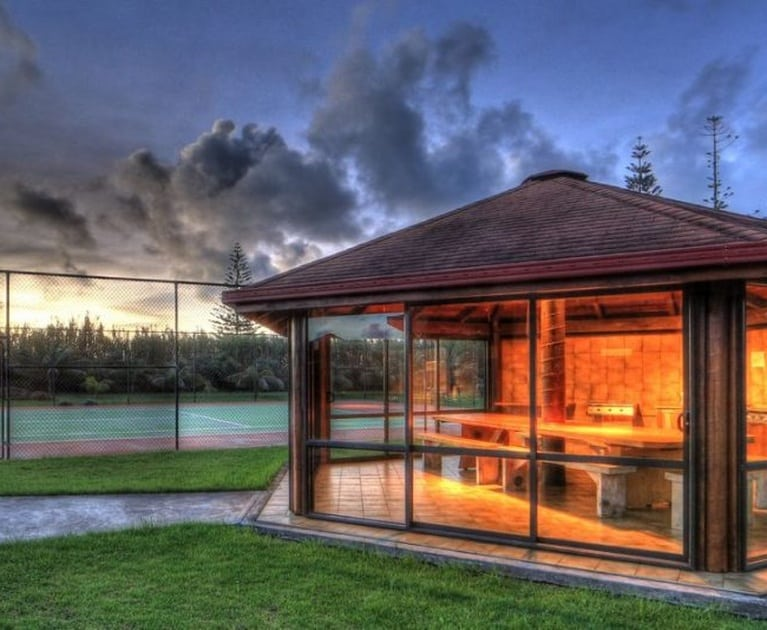 More about Ocean Breeze Luxury Cottages: