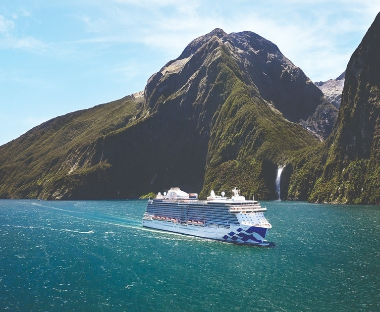 Choose from one of the following cruises: