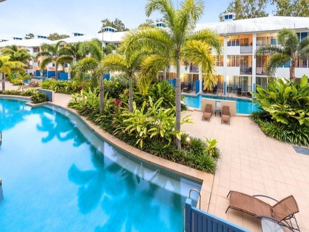 Silkari Lagoons Port Douglas. 5 nights from $245*pp.