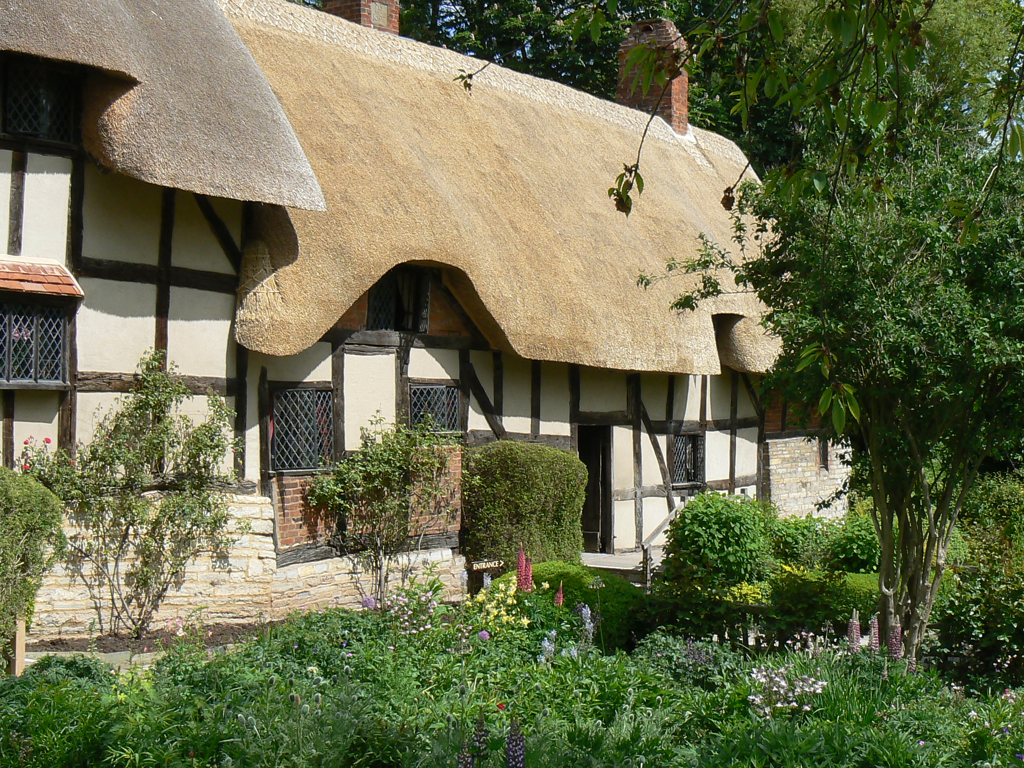 Libby Frankel - Anne Hathaway's House Stratford-upon-Avon